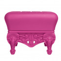 Pouf Little Prince of Love, Design of Love by Slide rose fuchsia