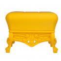 Pouf Little Prince of Love, Design of Love by Slide jaune