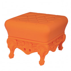 Pouf Little Prince of Love, Design of Love by Slide orange