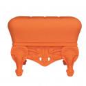 Pouf Little Prince of Love, Design of Love by Slide orange