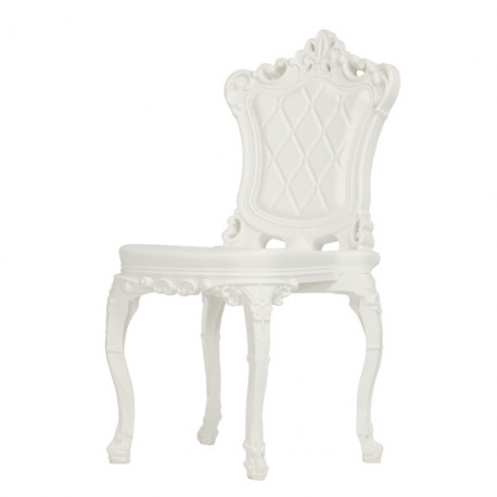 Chaise design Princess of Love, Design of Love by Slide blanc