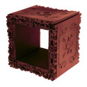 Cube-étagère design Joker of Love, Design of Love by Slide chocolat