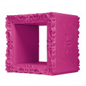 Cube-étagère design Joker of Love, Design of Love by Slide rose fuchsia