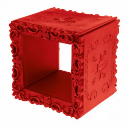 Cube-étagère design Joker of Love, Design of Love by Slide rouge
