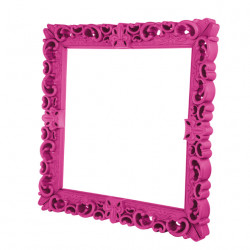 Cadre design Frame of Love, Design of Love by Slide rose fuchsia
