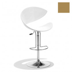 Tabouret design Twist, Midj sable