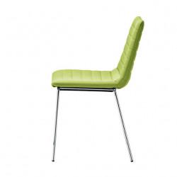 Chaise design Cover, Midj vert