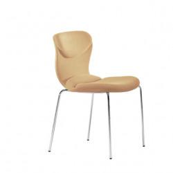 Chaise design Italia, Midj beige
