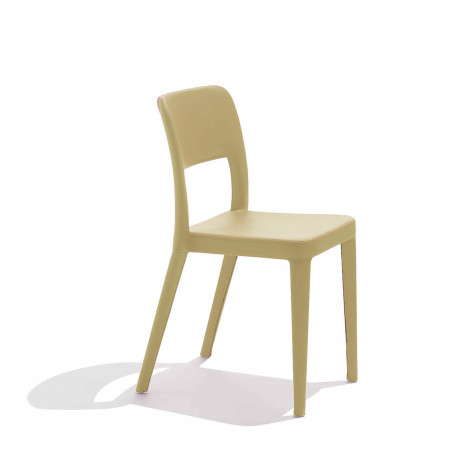 Chaise design Nene, Midj sable
