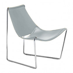 Chaise lounge Apelle AT, Midj bleu azur