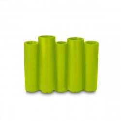 Jardinière Bamboo, Slide Design vert Mat