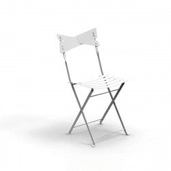 Chaise de jardin Smart, Talenti blanc