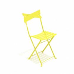 Chaise de jardin Smart, Talenti jaune