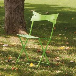 Chaise de jardin Smart, Talenti vert pomme