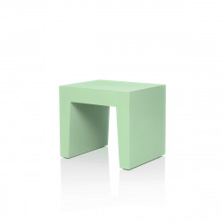 Tabouret Concrete, Fatboy vert