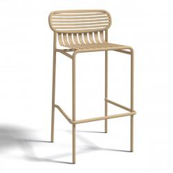 Tabouret design Week-end, Oxyo grès