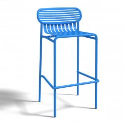 Tabouret design Week-end, Oxyo ciel