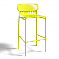 Tabouret design Week-end, Oxyo ananas