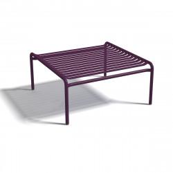 Table basse design Week-end, Oxyo mûre