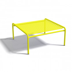 Table basse design Week-end, Oxyo ananas
