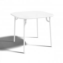 Table Bistrot Week-end, Oxyo blanc