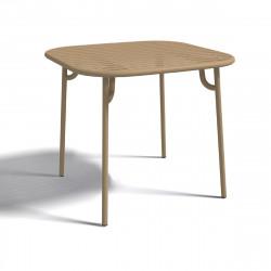 Table Bistrot Week-end, Oxyo grès