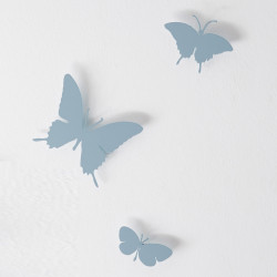 Papillons horloge Butterfly, Diamantini & Domeniconi bleu ciel