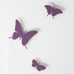 Papillons horloge Butterfly, Diamantini & Domeniconi violet parme