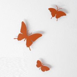 Papillons horloge Butterfly, Diamantini & Domeniconi orange