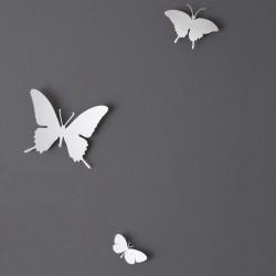 Papillons horloge Butterfly, Diamantini & Domeniconi miroir