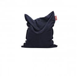 Pouf confort, l'Original Stonewashed, Fatboy bleu foncé