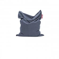 Pouf confort, l'Original Stonewashed, Fatboy bleu