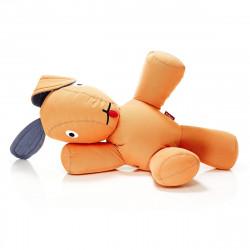 Pouf lapin, CO9, Fatboy orange XS
