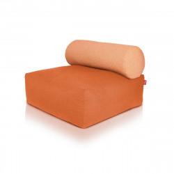 Pouf design Tsjonge, Fatboy orange dossier orange