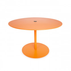 Table Formitable, Fatboy orange Taille XL