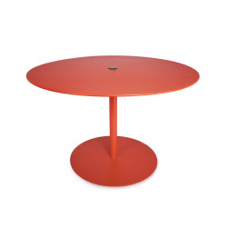 Table Formitable, Fatboy rouge Taille XL