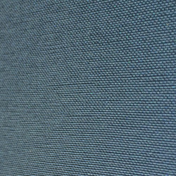 Coussin Fauteuil Stone, Vondom Silvertex bleu