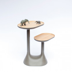 Baobab table, Moustache gris