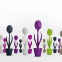 Déco Tulip design, Myyour noir Tulip XL mate