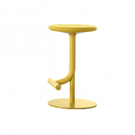 acheter en ligne 89ce3 6c584 Tabouret haut design Tibu, Magis jaune Modèle réglable