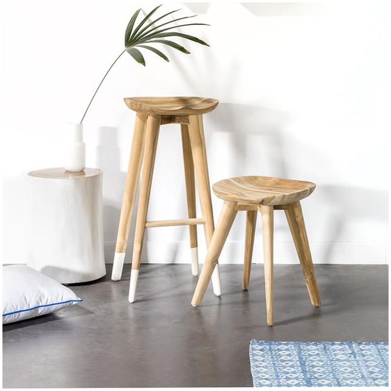 bar en teck top tabouret de bar ptm with bar en teck fabulous table haute en teck massif with. Black Bedroom Furniture Sets. Home Design Ideas