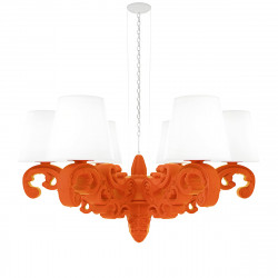 Suspension Crown of Love, Design of Love by Slide orange