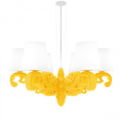 Suspension Crown of Love, Design of Love by Slide jaune