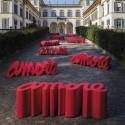 Banc Amore, Slide Design rouge Mat