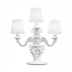 Lampadaire King of Love, Design of Love by Slide blanc