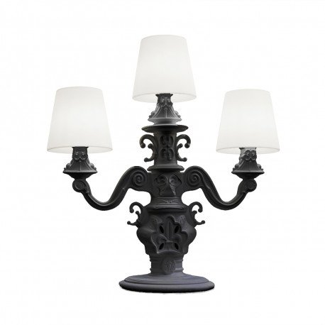Lampadaire King of Love, Design of Love by Slide noir