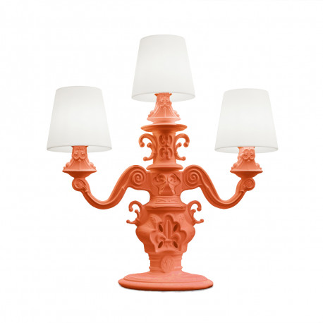 Lampadaire King of Love, Design of Love by Slide orange