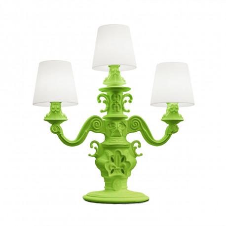 Lampadaire King of Love, Design of Love by Slide vert