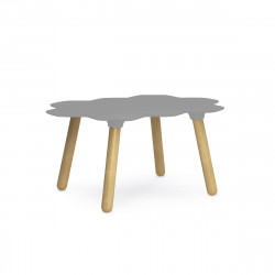 Table basse Tarta, Slide Design argent