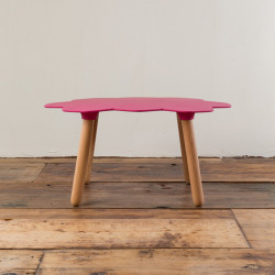 Table basse Tarta, Slide Design magenta